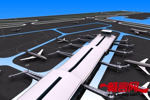 南昌昌北国际机场改扩建项目